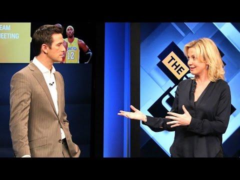 Michelle Beadle Opens Up About ESPN Return   CampusInsiders (видео)