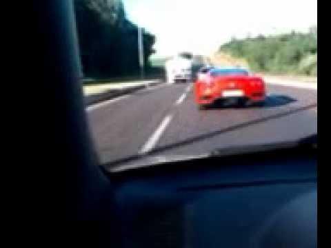 Ferrari 360 Modena Céu Azul Paraná.3gp
