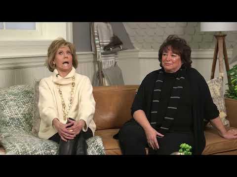 Jane Fonda was stunned by Megyn Kelley's plastic surgery question