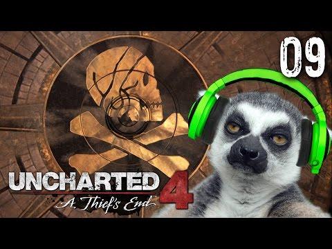 Uncharted 4 Walkthrough Part 9 - Hidden in Plain Sight
