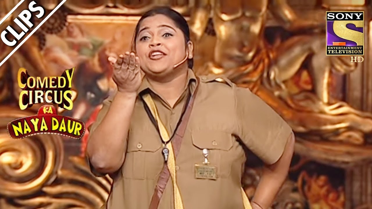 Vishakha, The Bus Conductor | Comedy Circus Ka Naya Daur