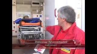 Новий реанімобіль у Волочиській районній лікарні
