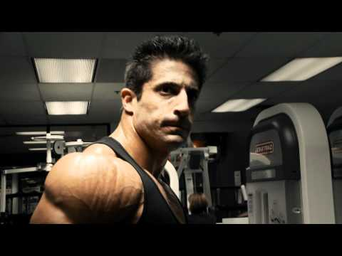 shoulder - This video covers my basic approach to shoulder training.