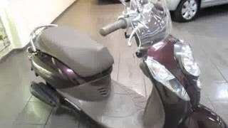 6. SYM Mio 50 * 09-2011 - 1.761km - windscherm - Slot - Helm *