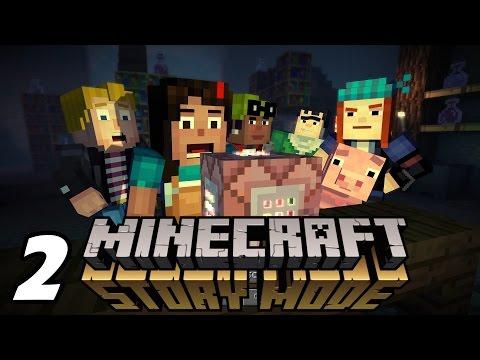 "Minecraft: Story Mode ""LOST PIG!"" Episode 1 Walkthrough (Part 2)"