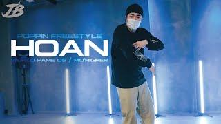 Hoan – JB DANCE & MUSIC STUDIO Special Workshop