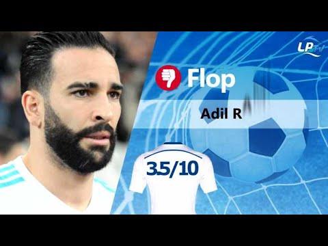 OM 2-3 Lyon : les Tops et les Flops (видео)