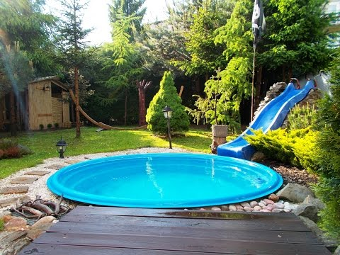 $350 cheap swimming pool - how to make dreams come true!