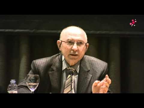 Diàleg entre Lluís Duch i Carlos García Gual per 'Religió i comunicació' i 'Emparaular el món'