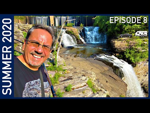 Chasing Waterfalls in Alabama and Georgia - Summer 2020 Episode 8
