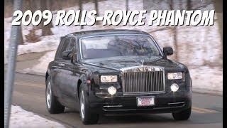 Rolls-Royce Phantom--Video Test Drive With Chris Moran