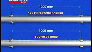 Oksi Plus Kombi Borusu Ürün Animasyon Filmi