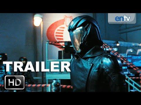 G.I. Joe Retaliation Official Trailer 2 [HD]: The Rock, Snake Eyes, Channing Tatum & More