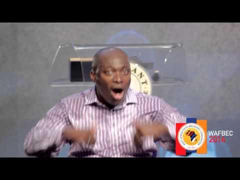 #WAFBEC2014, DAY 3 SESSION 5   Tokunbo Adejuwon