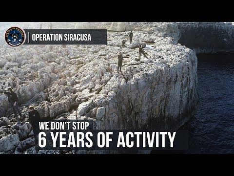 6 Years of Operation Siracusa
