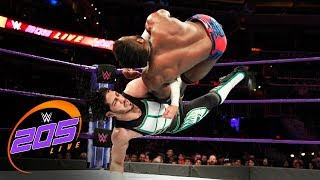 Nonton Cedric Alexander Vs  Mustafa Ali  Wwe 205 Live  Jan  23  2018 Film Subtitle Indonesia Streaming Movie Download