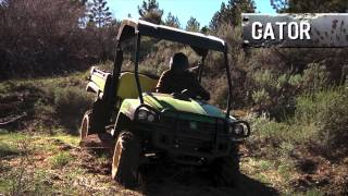 6. Yamaha Viking vs. Gator 825i Comparison Video