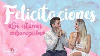 Felicitaciones ¡Si, estamos embarazados! | Melina y Mateo | Conectados