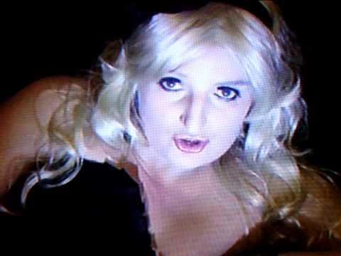 Heather  Dee  sings sweet dreams  video out take