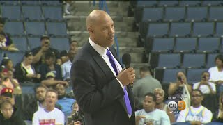 LaVar Ball's New JBA League Tips Off At Inaugural Game, Giving Chance To Players Outside The College