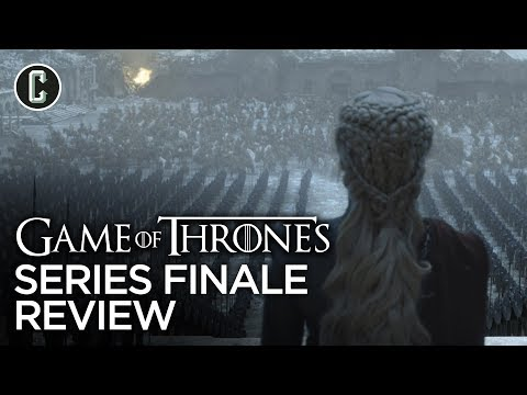 "Game Of Thrones Series Finale Review ""The Iron Throne"" - Thrones Talk"