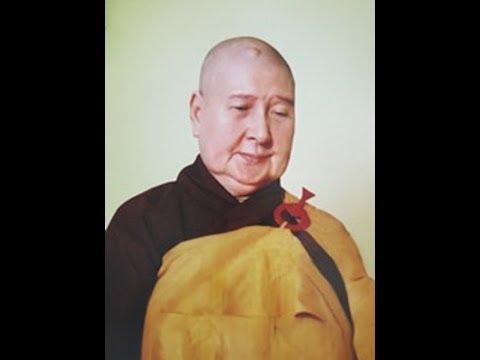 Niệm Phật làm sao để được nhất tâm- Sư Bà Hải Triều Âm