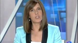 Recorte do telediario das 15 horas do 9 de maio de 2011 sobre os 30 anos da aprobación do Estatuto de Autonomía de Galicia e a preocupación dos galegos ...