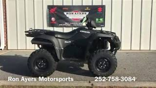 7. 2018 Suzuki KingQuad 500AXi Power Steering Special Edition