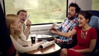 Deutsche Bahn - So sehen Sieger aus (Werbung)