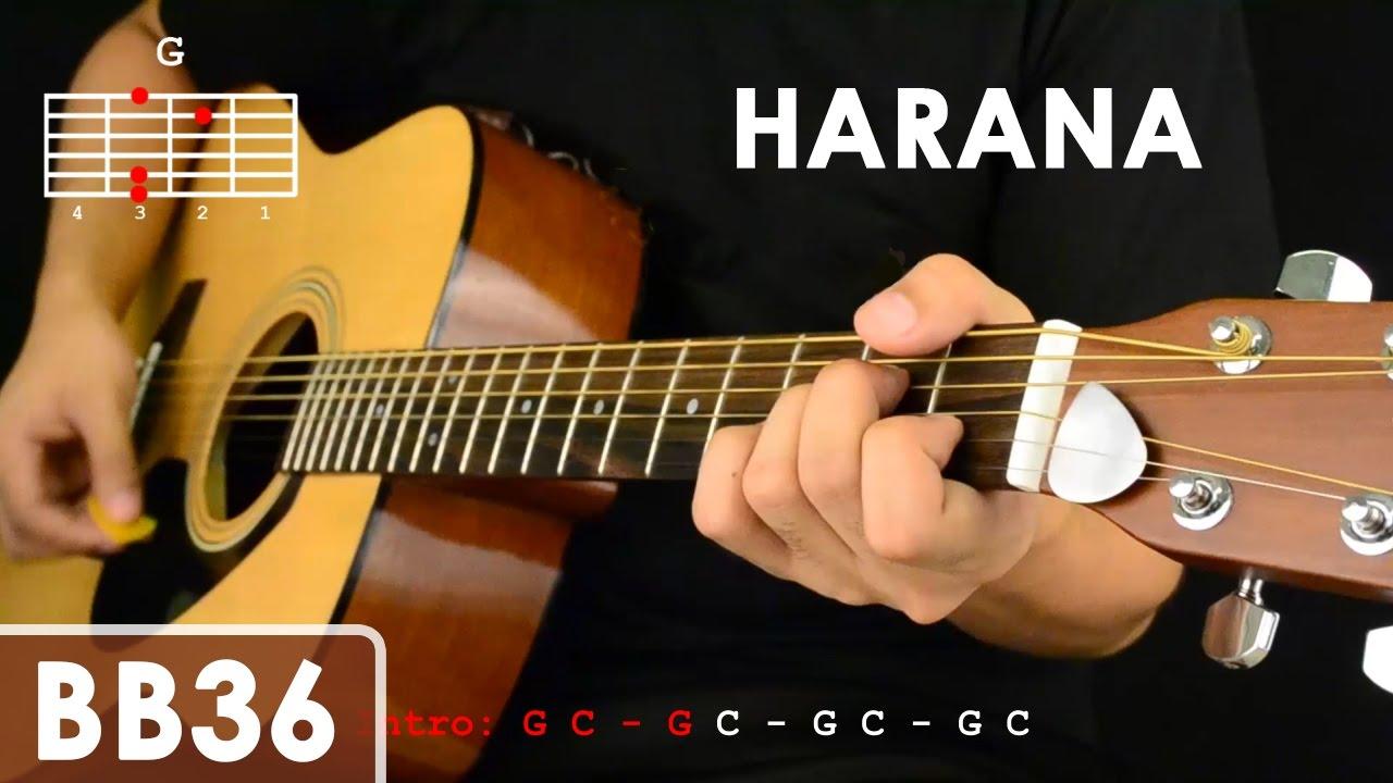 Harana – Parokya ni Edgar Guitar Tutorial (includes strumming patterns and chords)
