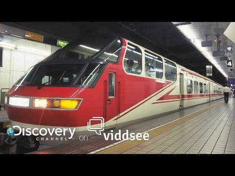 El puntual metro Japonés