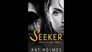 "Book Trailer for ""Seeker"""