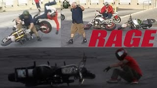 HOW TO CRASH INTO A MOTORCYCLE! (GNARLY CRASHES)