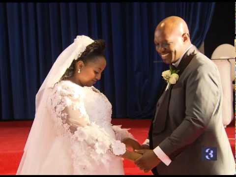 Top Billing attends the wedding of Metro FM DJ Criselda Kananda