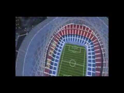 El estadio más grande de Europa
