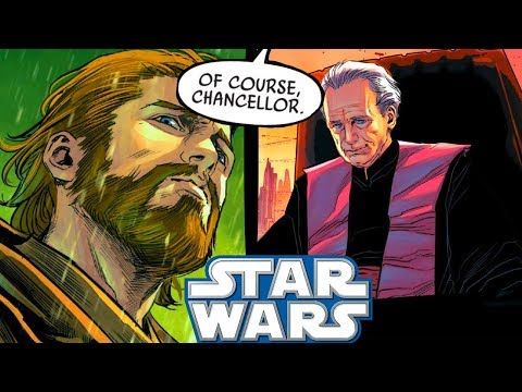 The Moment Obi-Wan Started To HATE Palpatine!!(CANON) - Star Wars Comics Explained