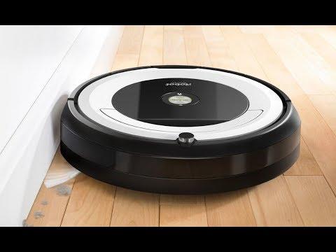 iRobot Roomba 680 Aspirateur Robot système de nettoyage puissant avec Dirt Detect