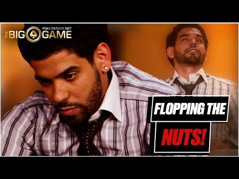 The Big Game S1 ♠️ W2, E4 ♠️ Negreanu vs Williams: 260K POT ♠️ PokerStars