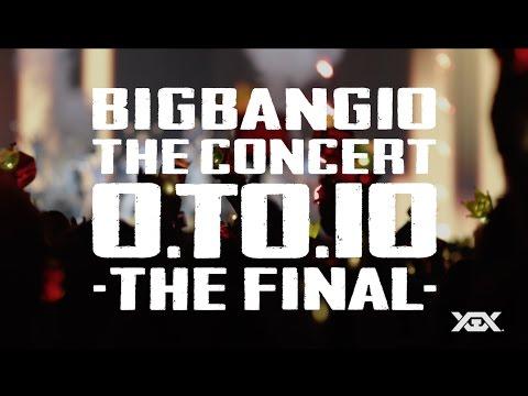 BIGBANG10 THE CONCERT : 0.TO.10 -THE FINAL- (TEASER SPOT)