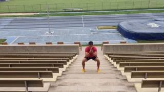VIDEO: Six Stairs Exercises