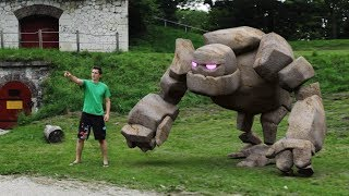 Clash Royale In Real Life
