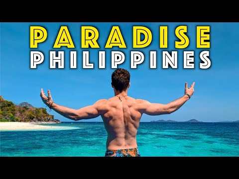 PARADISE ON EARTH In The PHILIPPINES (You MUST Travel Here!)