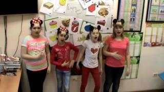 Видео с наших первых уроков в этом году