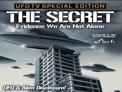 THE SECRET: Evidence We Are Not Alone – FEATURE FILM