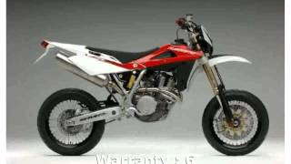 9. 2007 Husqvarna SMR 510R  Top Speed motorbike Specs Transmission Dealers superbike Features