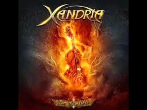 XANDRIA - Don't Say A Word (cover; audio)