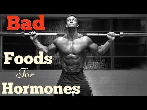 4 Foods That Mess Up Your Hormones