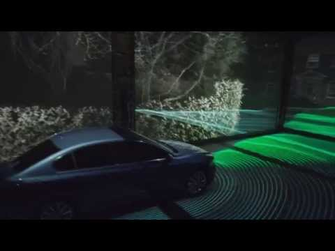 Volkswagen Passat Advert - Area View
