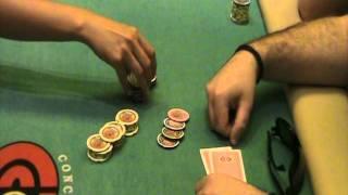Παρτίδα Greek Poker Tour - Warm Up Event - May 2011