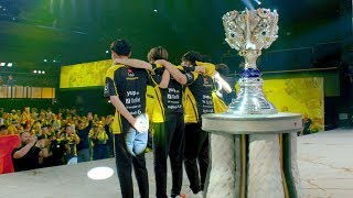2019 World Championship Group B Tease (Day 5) by League of Legends Esports